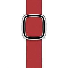 Ремешок Apple 40mm Scarlet Modern Buckle  Medium (MY672ZM/A)