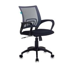 Кресло компьютерное Бюрократ CH-695N/DG/TW-11