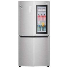 Холодильник многодверный LG InstaView GC-Q22FTAKL