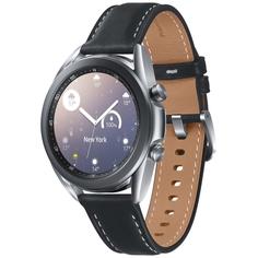 Смарт-часы Samsung Galaxy Watch3 41mm Серебряные (SM-R850N)