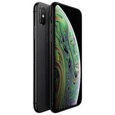 Смартфон Apple iPhone XS 256Gb Space Grey (FT9H2RU/A) восстановленный