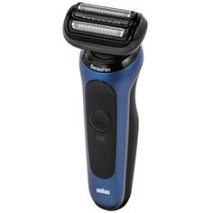 Электробритва мужская Braun Series 6 60-B7500cc Blue