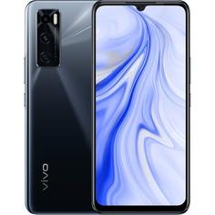 Смартфон vivo V20SE 128 ГБ графитовый чёрный