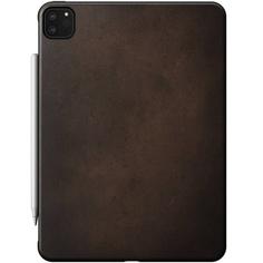 "Чехол для планшета Nomad Rugged Case для iPad Pro 11"" (4th Gen), коричневый"