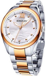 fashion наручные женские часы Sokolov 322.79.00.000.05.03.2. Коллекция My world