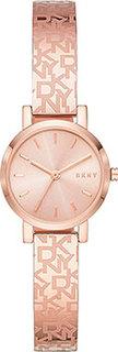 fashion наручные женские часы DKNY NY2884. Коллекция Nolita