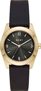 fashion наручные женские часы DKNY NY2876. Коллекция Nolita