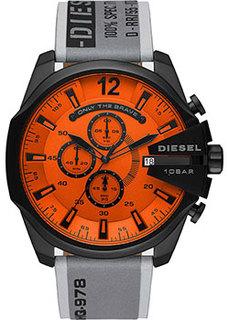 fashion наручные мужские часы Diesel DZ4535. Коллекция Mega Chief
