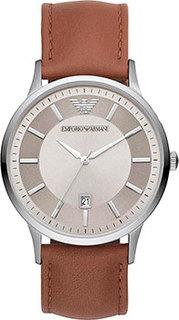 fashion наручные мужские часы Emporio armani AR11185. Коллекция Renato