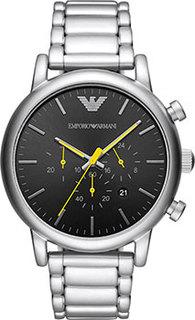 fashion наручные мужские часы Emporio armani AR11324. Коллекция Luigi