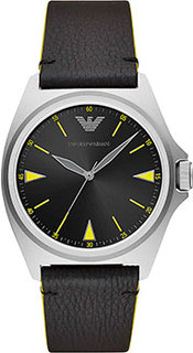 fashion наручные мужские часы Emporio armani AR11330. Коллекция Nicola