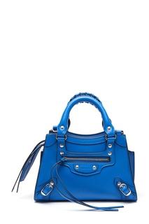 Голубая сумка Neo Classic Balenciaga