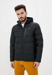 Пуховик Under Armour Down Sweater Hooded- WARM Black / Black / Charcoal