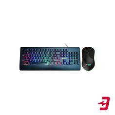 Игровой набор HIPER T3 Tribute клавиатура + мышь