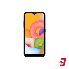 Смартфон Samsung Galaxy M01 32GB Blue (SM-M015F/DS)