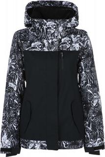 Куртка утепленная женская Roxy Jetty, размер 42