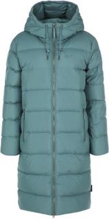 Пальто пуховое женское Jack Wolfskin Crystal Palace, размер 44