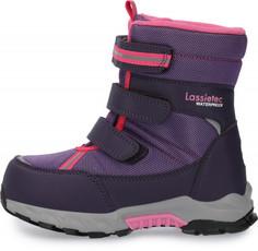 Ботинки утепленные для девочек LASSIE Boulder, размер 24