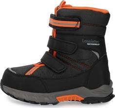 Ботинки утепленные для мальчиков LASSIE Boulder, размер 34