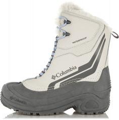 Ботинки утепленные для девочек Columbia Youth Buga Plus Iv, размер 31.5