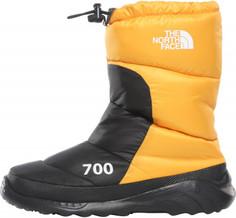 Сапоги утепленные мужские The North Face M Nuptse Bootie 700, размер 45.5
