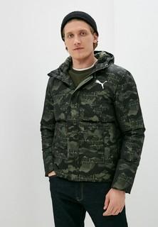 Пуховик PUMA Camo Down Jacket