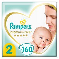 Подгузники Pampers Premium Care (4-8 кг) шт.