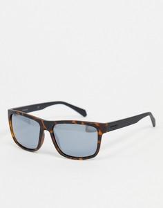 Квадратные солнцезащитные очки Polariod-Коричневый Polaroid