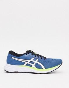Синие кроссовки Asics Running Gel-Excite 7-Голубой