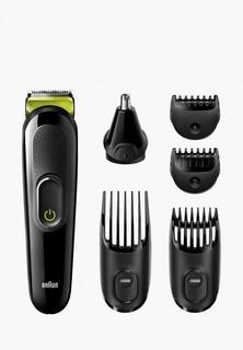 Машинка для стрижки и бритья Braun MGK3221