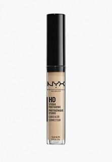 Консилер Nyx Professional Makeup Concealer Wand, оттенок 03, Light, 3 г