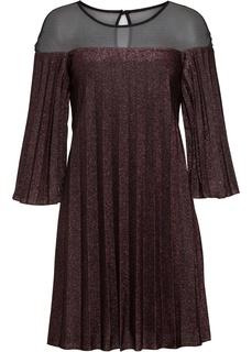Платье плиссированное Bonprix