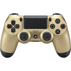 Геймпад Sony Dualshock 4 v2 (CUH-ZCT2E) Gold