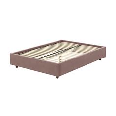 Кровать AS Саманта 160x200 орех/десерт
