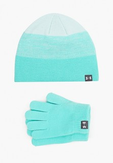 Шапка и перчатки Under Armour UA G Beanie Glove Combo