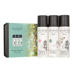 Набор Трио сухих шампуней Percy&Reed