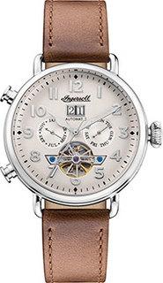 fashion наручные мужские часы Ingersoll I09502. Коллекция Automatic Gent