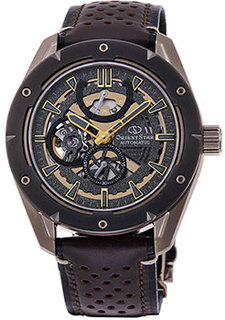 Японские наручные мужские часы Orient RE-AV0A04B. Коллекция Orient Star