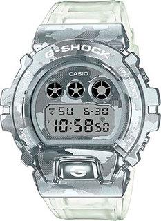 Японские наручные мужские часы Casio GM-6900SCM-1ER. Коллекция G-Shock