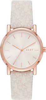 fashion наручные женские часы DKNY NY2887. Коллекция Soho