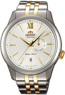Японские наручные мужские часы Orient AL00001W. Коллекция Classic Automatic