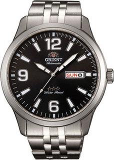 Японские наручные мужские часы Orient AB0B006B. Коллекция Three Star