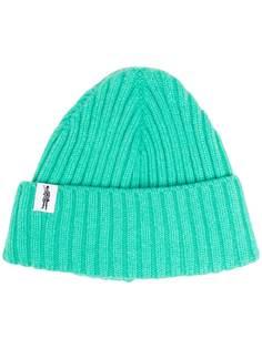 Mackintosh шапка бини Kemet в рубчик