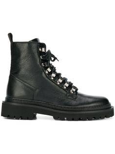 Balmain ботинки на шнуровке