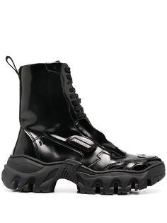 Rombaut массивные ботинки Boccaccio