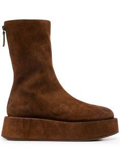 Marsèll ботинки на платформе