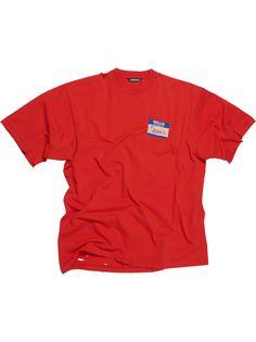 Balenciaga футболка My Name is Demna