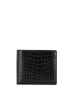 Maison Margiela бумажник с декоративной строчкой