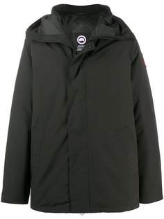 Canada Goose куртка с капюшоном