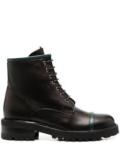Malone Souliers ботинки на шнуровке